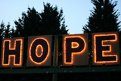 Hope for a job search
