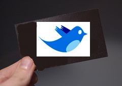 twitter is the new business card
